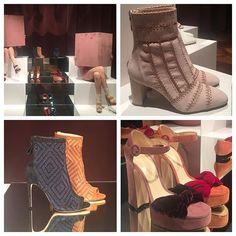 Le it-shoes super chic di @alexandrebirman. #mfw #mfw17 #mfw2017 #milanfashionweek #shoes @tarcila_elle  via ELLE ITALIA MAGAZINE OFFICIAL INSTAGRAM - Fashion Campaigns  Haute Couture  Advertising  Editorial Photography  Magazine Cover Designs  Supermodels  Runway Models