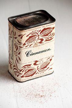 Cinnamon, the perfect winter spice.