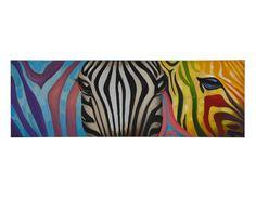 75731 - Tableau peint à la main 150cm x 50cm