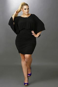 African American Plus size women | Plus size dresses: Designer Monif C. shares how curvy girls can look ...