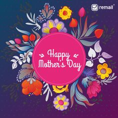 """"""" -Thistle Fables Read more. Free Graphic Design Software, Holidays And Events, Happy Mothers Day, Spring Flowers, Photo Editor, Templates, Facebook Instagram, Mom, Email Marketing"""
