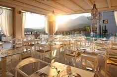 Sunsets at Salvator Hotel Parga www.salvator.gr