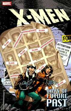 X-Men Days of Future Past - TPB – GetComics