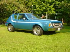 AMC Gremlin - My big sister drove one of these in the 70's. Lol!