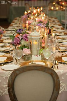 Luxurious Winter Wedding Table Decor www.elegantwedding.ca   Wedding Table  Settings   Pinterest   Winter weddings, Wedding tables and Wedding table  settings
