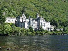 Irish castle...I wanna go...