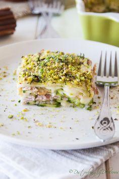Zucchini Provola Casserole