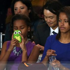 Sasha Obama's Turtle iPhone Case Found