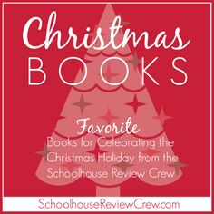 Christmas Books Round-Up from the @HomeschoolCrew!