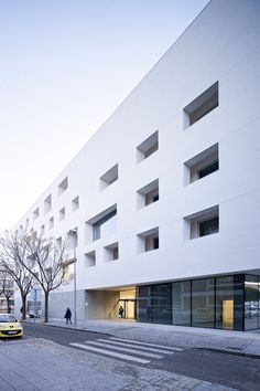 Education Centre for the University of Cordoba by Rafael de La-Hoz | Rafael de la-Hoz Arquitectos | Archinect