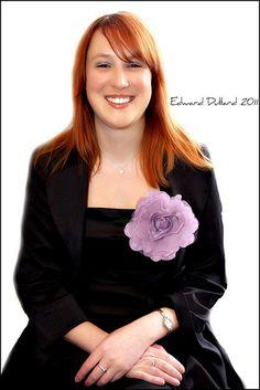 """A portrait of A.M.  """"http://edwarddullard.phanfare.com/""""."""