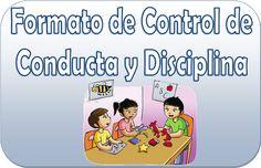 Formato de registro de conducta y disciplina en el aula - http://materialeducativo.org/formato-de-registro-de-conducta-y-disciplina-en-el-aula/
