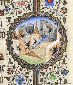 Book of Hours, MS M.359 fol. 154r - Images from Medieval and Renaissance Manuscripts - The Morgan Library & Museum