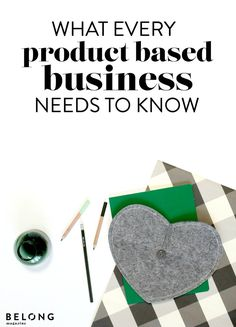 What Every Product Based Business Needs to Know with Carolyn Keating of Wholesale4Creatives on the Belong Magazine blog