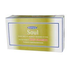 Soul Incense Sticks- Satya Philosophy Range - Box of 12 Packs Satya http://www.amazon.co.uk/dp/B008MWKP9E/ref=cm_sw_r_pi_dp_Ds5sub1MCD9JC
