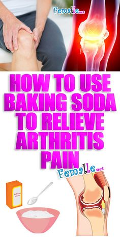 How to Use Baking Soda To Relieve Arthritis Pain Health And Fitness Articles, Health Fitness, Home Remedies, Natural Remedies, Drinking Baking Soda, Baking Soda Benefits, National Institutes Of Health, Rheumatoid Arthritis, Reduce Inflammation