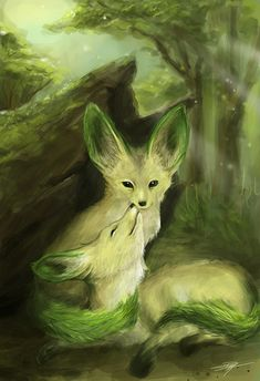 Pokemon - Leafeon by TheStink411.deviantart.com on @deviantART