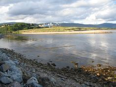 Brora harbour mouth