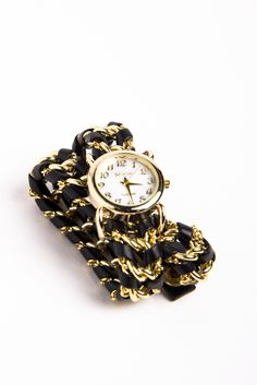 Wraparound Watch | a-thread