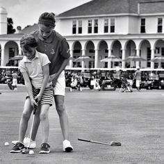 Growing the game of golf at Pinehurst