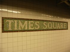 Times Square: Centre of the Universe