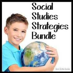 Social Studies - Teaching Strategies Bundle for Social Studies - Buy it all and save! Purchase the bundle of teaching strategies for huge savings! In this bundle, you will receive all of my tips and strategies to maximize learning in your Social Studies classroom. Social Studies Classroom, Social Studies Resources, Teaching Social Studies, Teacher Resources, Instructional Coaching, Instructional Strategies, Teaching Strategies, Teaching Tools, Teaching Ideas