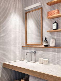 24 meilleures images du tableau mosaique salle de bain | Bathroom ...