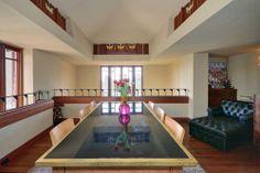 Rent Lloyd Wright's Taggart House in Los Feliz - Curbed LA