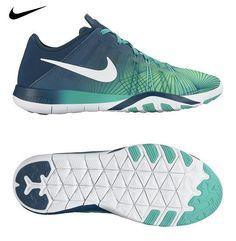 buy online 274b0 a7850 64.95 - Nike Free TR 6 PRT Blue GlowCoastal BlueWhite Womens Cross  Training Shoes (8)