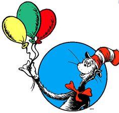 145 best diy dr seuss free printables party ideas images on rh pinterest com Happy Birthday Dr. Seuss Clip Art Dr. Seuss' Horton Clip Art