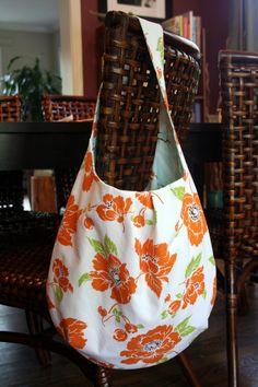 Reversible bag pattern