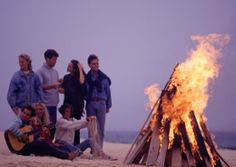 Ideas for a Bonfire Night Party