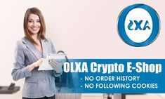 Together with OLXA Initial Coin Offering, We build our own marketplace to become the First  Crypto Shop with Privacy and anonymity! Learn more at https://www.olxacoin.com/services/crypto-shop/  #OLXA #ICO #Crypto #CryptoShop #eShop #BTC_Shop #OLXA_Shop #ICO #TokenSale