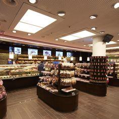 Bahnhof Luzern Bäckerei Confiserie Konditorei Bachmann Station Food