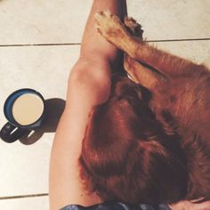 Coffee with Gus