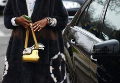 Street style: details from FW