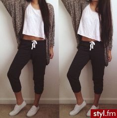 cute lazy outfits with sweatpants - Google Search
