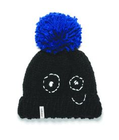 a62abdf58b6 Indikidual Boris Knitted Hat Pom Pom Hat