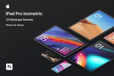 Tidy Graphics #Product Mockups iPad Pro 2018 - 12 Isometric Mockups—iPad Pro 2018 Isometric 12 Scenes Mockup - PSDIncludes 12 Scenes PSD high quality files (All the s... #itsmesimon #product #productdesign #productphotography #psd #mockup #mockupdesign #mockuppsd #graphic #graphicdesign #mockupset #photography #photoshop #photoshopactions #templates #templatedesign