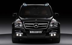 Brabus Mercedes-Benz GLK-Class wallpaper