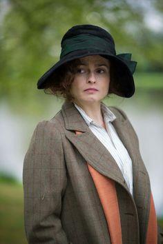 "Helena Bonham Carter ist Edith Ellyn in ""Suffragette - Taten statt Worte"". Ab Februar 2016 im Kino! #suffragette"