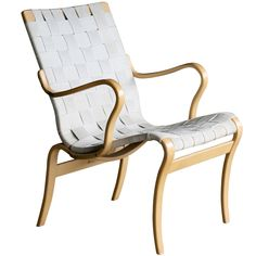 """""""Eva"""" chair by Bruno Mathsson  Sweden  1970's  """"Eva"""" chair by Bruno Mathsson, designed 1934, this example produced in the 1970's."""
