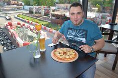 Artur :) Mistrz pizzy i naszej kuchni :)