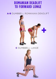 Get STRONGER with these 10 combination exercises.