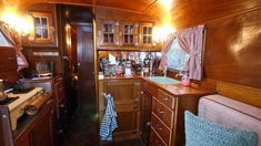 GreatAmercianCountry.com shows off some amazing camper-home transformations done by restoration geniuses from the hit TV show