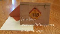 Stampin with Darla : ICS Blog Hop Season of Gratitude