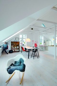 decorology: Rooms just bursting with Scandinavian Charm