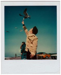 Anon., USA, ca. 1980s Polaroid SX-70, 4¼x 3½... | Fine Vernacular Photography