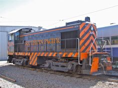 Southern Pacific Alco S4 '1474' pictured at theOrange Empire museum , Perris, California on 3rd October 2009.