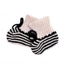 Estella knit layette reilly baby booties